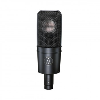 Audio Technica AT 4040 cover photo