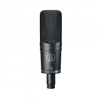 Audio Technica AT 4050 cover photo