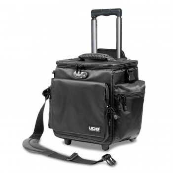 UDG Ultimate SlingBag Trolley DeLuxe Black Cover Photo