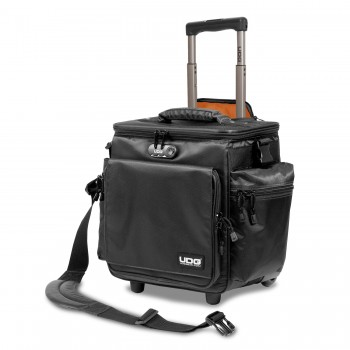 UDG SlingBag Trolley DeLuxe Black / Orange Cover Photo