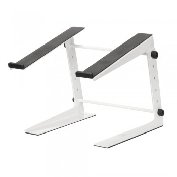Adam Hall Laptop Stand White
