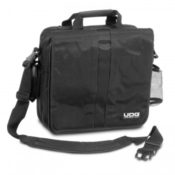 UDG Ultimate CourierBag DeLuxe 17 inch Black / Orange Cover Photo