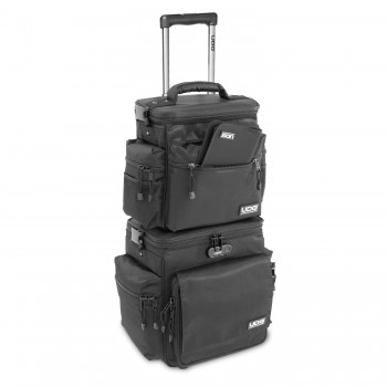 UDG Ultimate SlingBag Trolley Set DeLuxe Black Cover Photo
