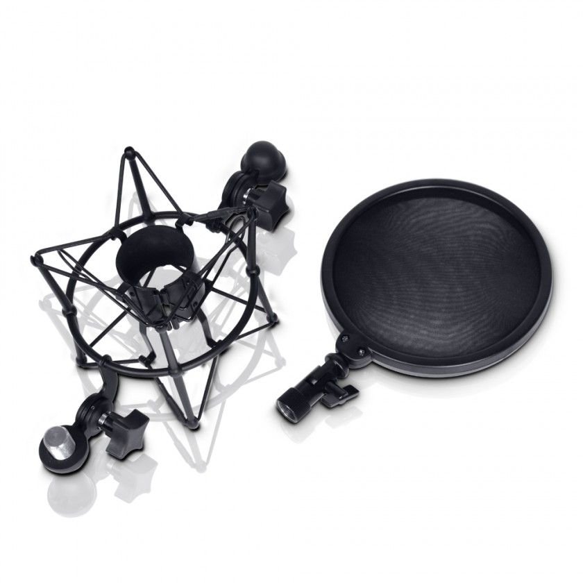 LD Systems Shock Mount DSM 400 Cover Photo