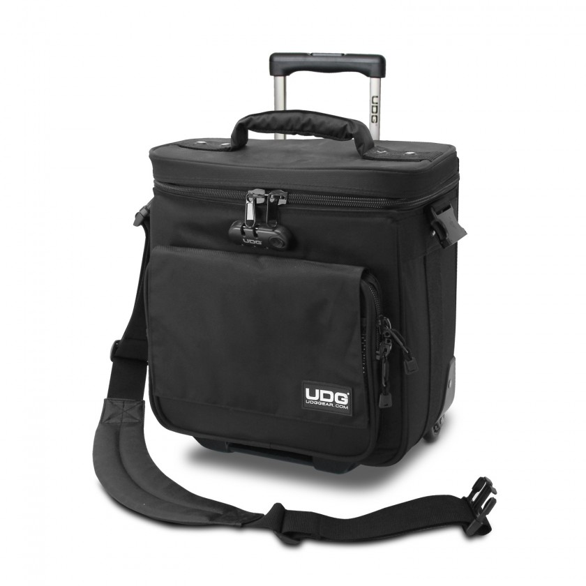 UDG Ultimate Trolley To Go Black Cover Photo