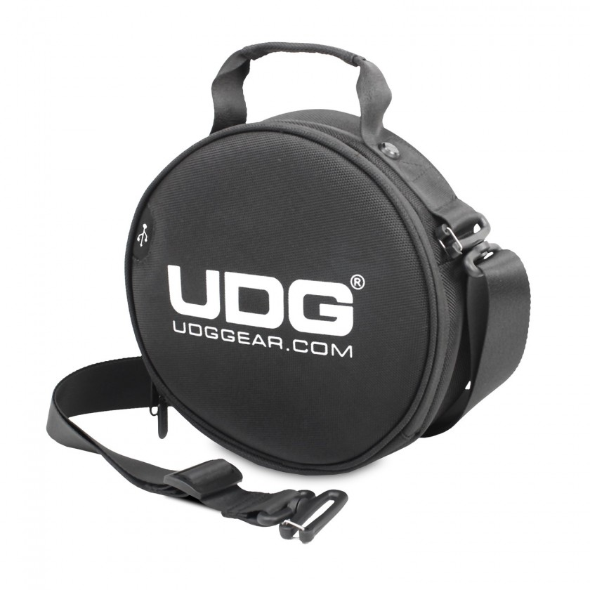 UDG Ultimate DIGI Headphone Bag Black Cover Photo