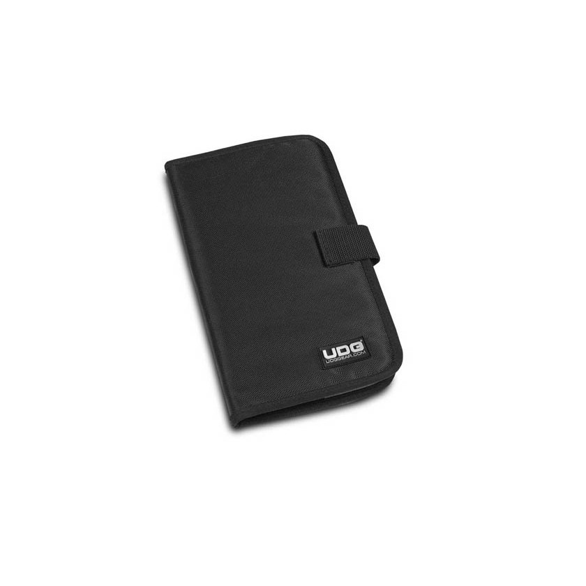 UDG Ultimate CD Wallet 24 Black Cover Photo