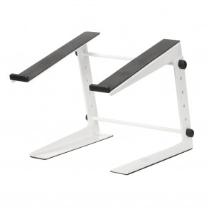 Adam Hall Laptop Stand White SLT001EW