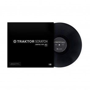 Native Instruments Traktor Control Vinyl Mk2 ( black )
