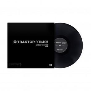 NI Traktor Control Vinyl Mk2 ( black )