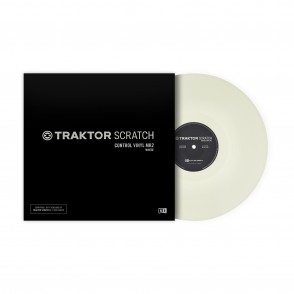 Native Instruments Traktor Control Vinyl Mk2 ( white )