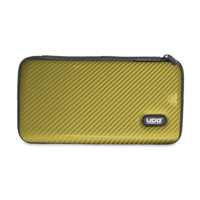 UDG Creator Cartridge Hardcase Gold PU Carbon