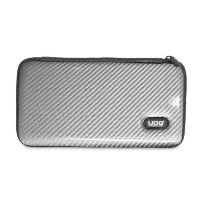 UDG Creator Cartridge Hardcase Silver PU Carbon