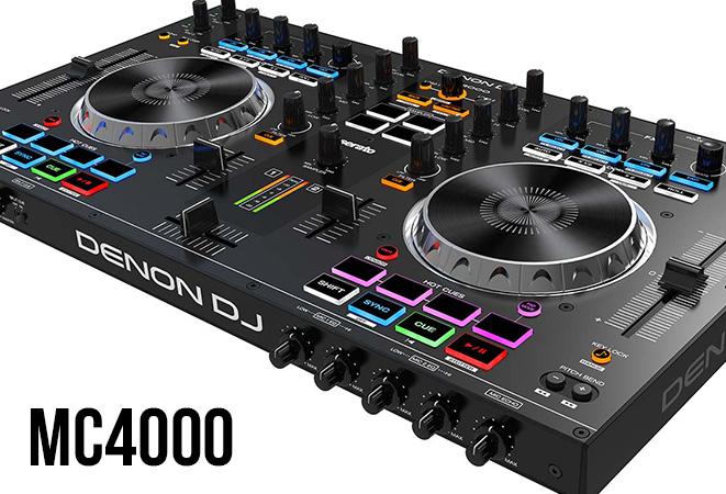 PDenon MC 4000