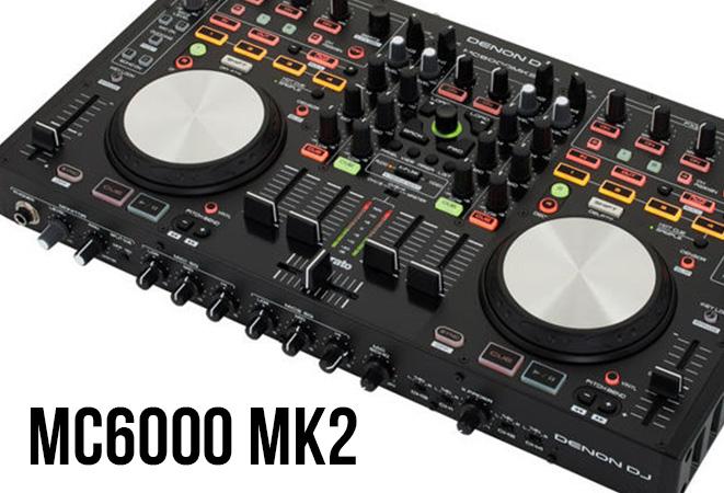 PDenon MC 6000 MK2