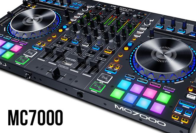 Denon MC 7000