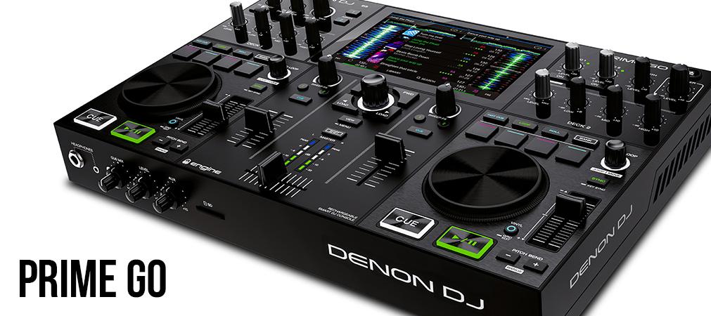 Denon Prime Go