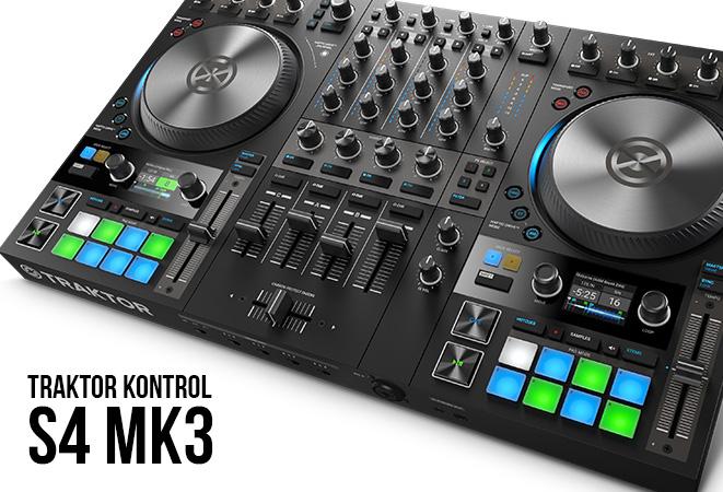 NI Kontrol S4 MK3