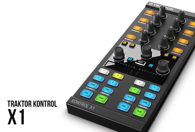 NI Kontrol X1, X1 MK2
