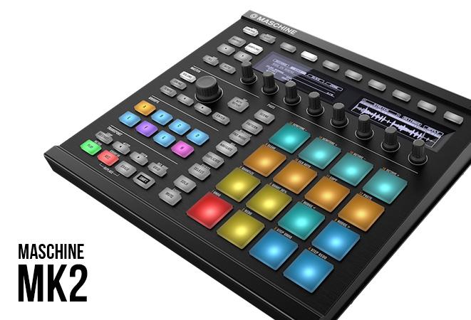 NI Maschine MK2
