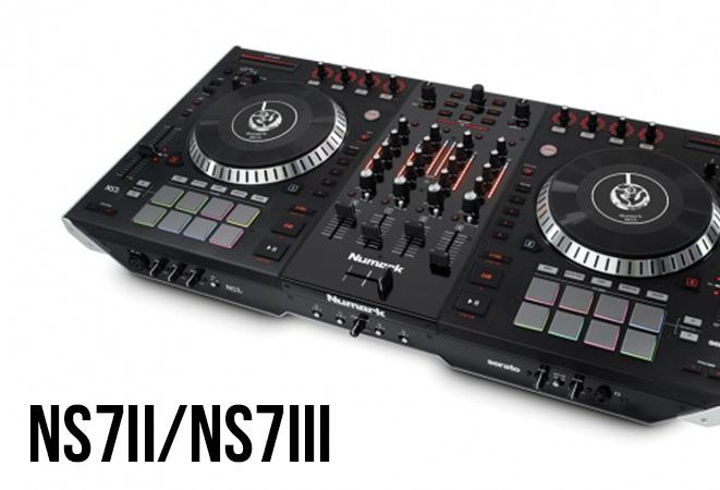 Numark NS7II/NS7III/NS7 FX