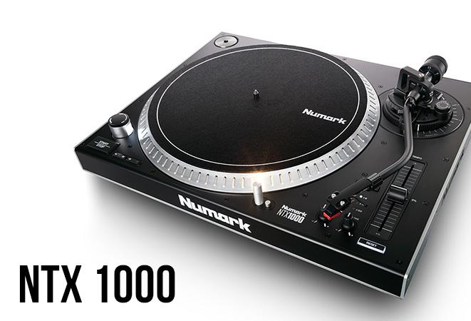 Numark NTX 1000