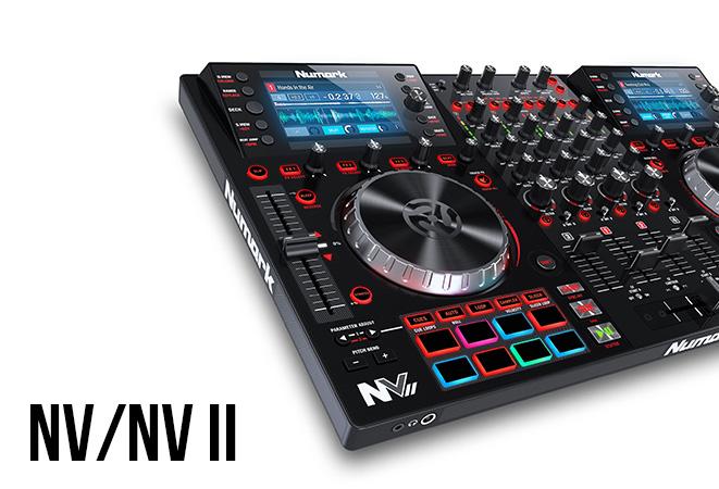 Numark NV/NV II