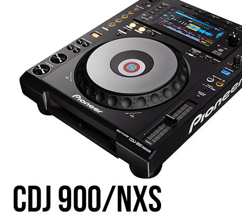 Pioneer CDJ 900/900 NXS