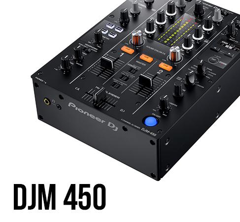 Pioneer DJM 450
