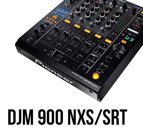 Pioneer DJM 900 NXS/SRT