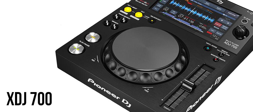 Pioneer XDJ 700