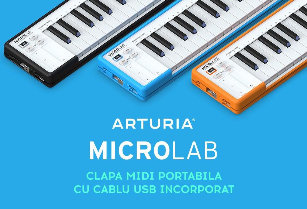 Arturia MicroLab
