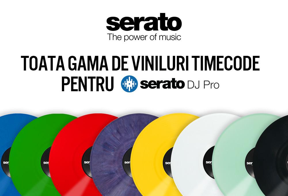 Serato Timecode Vinyl