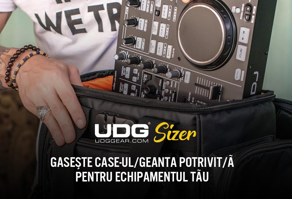 UDG Sizer
