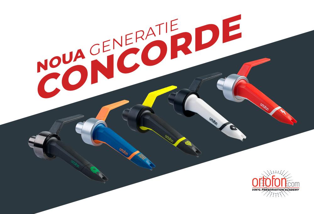 Ortofon Concorde MKII