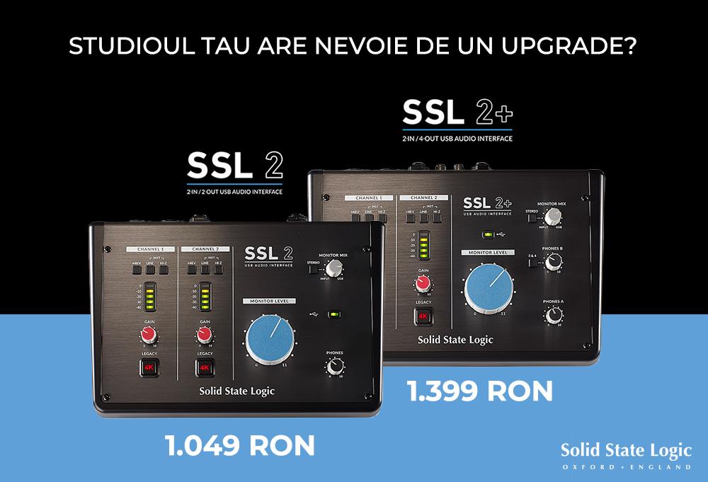 SSL2 / SSL2+